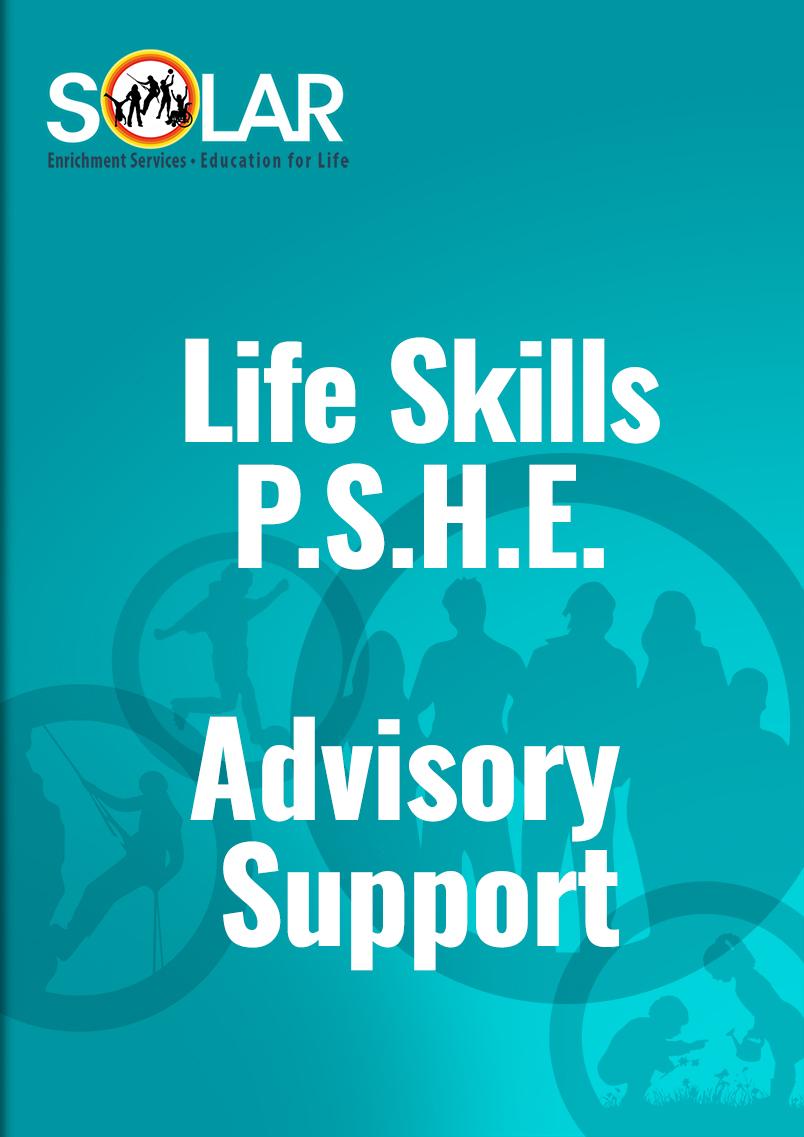 PSHE / Life Skills - Advisory Support