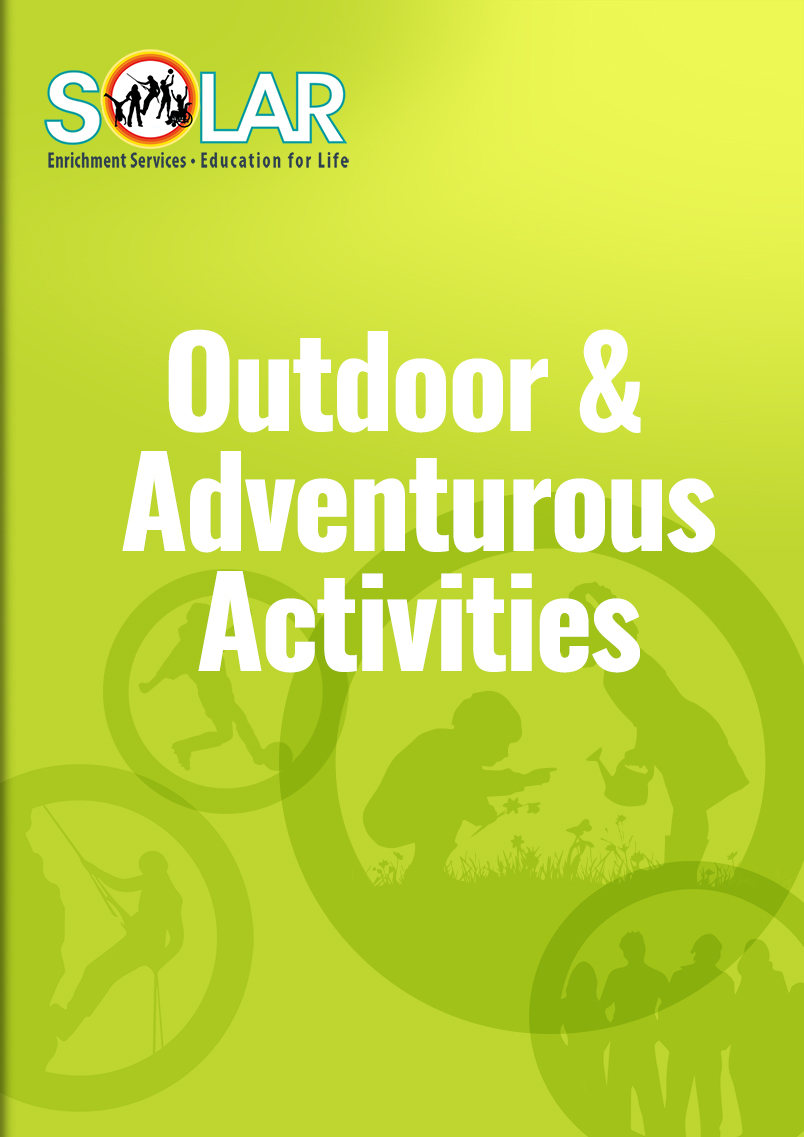 Outdoor Learning and Adventure