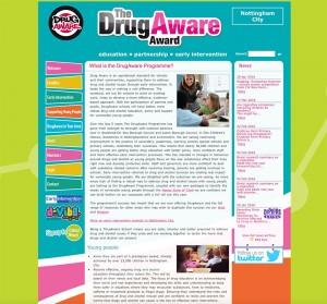 The DrugAware Award